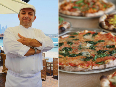 World pizza champion acrobat returns to Anantara The Palm Dubai Resort