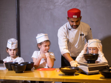 Four fab kids cooking classes to try in Dubai