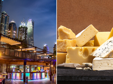 Giant cheese festival returns to Dubai this weekend