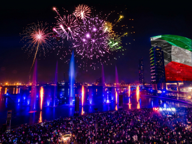 Dubai Festival City Mall to mark Kuwait National Day with spectacular firework show