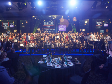 Time Out Dubai Restaurant Awards 2020: winners and highly commended