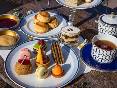 Dubai's best afternoon teas 2020