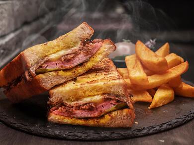 Best pub food in Dubai 2020