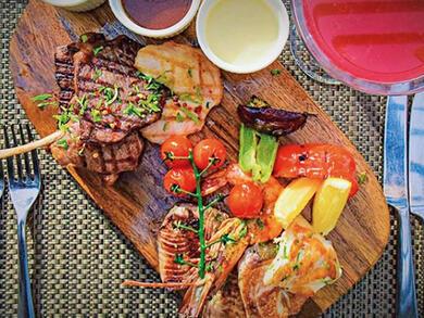 Dubai's best buffet brunches 2020