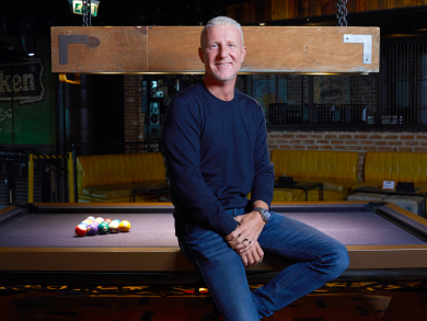Interview: Lock, Stock & Barrel owner Paul Evans on his new autobiography