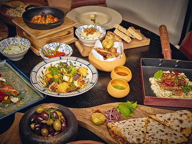 Dubai's best MENA restaurants 2020