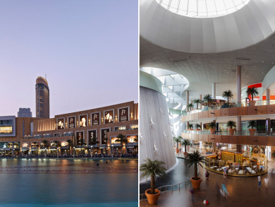 The Dubai Mall launches self-service VAT refunds