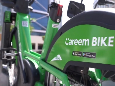 You can now rent Careem bikes across Dubai