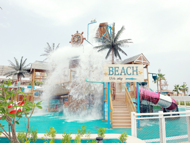 Kids go free at Dubai's Laguna Waterpark in March