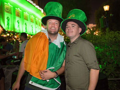The Irish Village to host four-day St Patrick's Day party