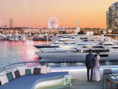 Dubai International Boat Show 2020 finds new home at Dubai Harbour