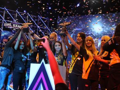 Review: GIRLGAMER Esports Festival Dubai