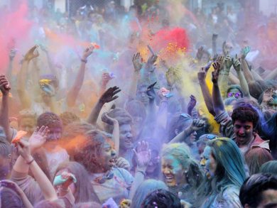 Holi Festival 2020: where to celebrate in the UAE