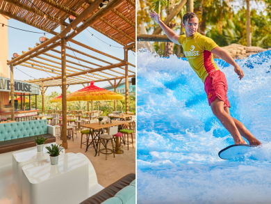 Wavehouse Dubai to host massive surfing competition