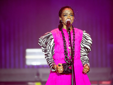 Review: Ms Lauryn Hill at Dubai Jazz Festival