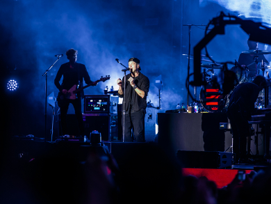 OneRepublic at Emirates Airline Dubai Jazz Festival