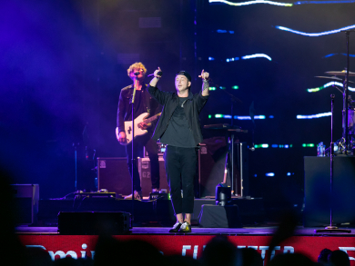 Review: OneRepublic live in Dubai