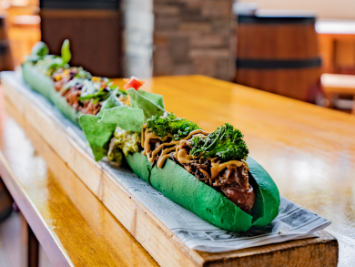 Dubai's ubk to throw a St. Patrick's Day-themed hot dog eating challenge