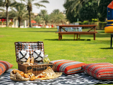 Three of the best picnic brunches in Dubai