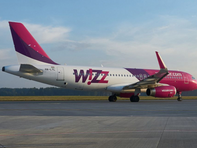 Budget airline Wizz Air Abu Dhabi to launch later this year