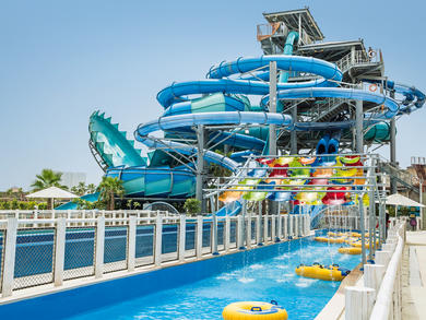 Eight family-friendly waterparks to try with the kids