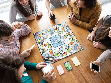 A new board game restaurant has opened in Dubai