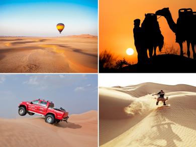 7 amazing adrenaline adventures in Dubai