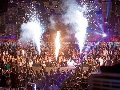 5 top nights out this weekend in Dubai