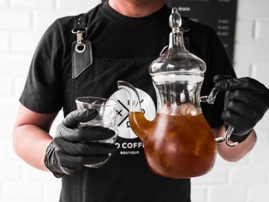 Art cafés: top spots for coffee and art