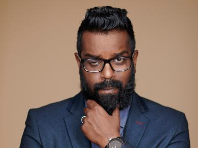 New date announced for British comedian Romesh Ranganathan's show in Dubai