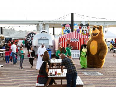 Dubai's Waterfront Market throwing huge free food carnival this weekend