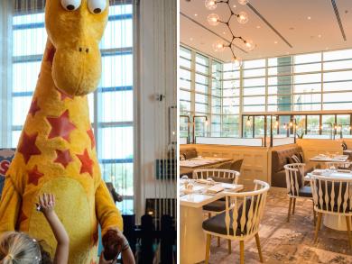 Holiday Inn Dubai Festival City has introduced a new family-friendly brunch