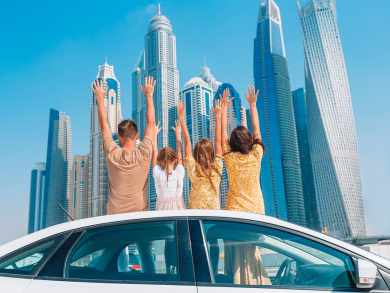 UAE deals on family days out