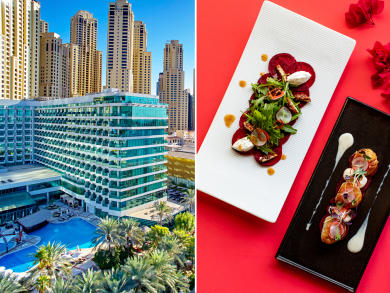 Hilton Dubai Jumeirah launches limited-time staycation and brunch deal