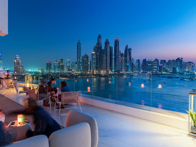 Join Time Out Dubai's Music & Nightlife Awards 2020 after-party at The Penthouse