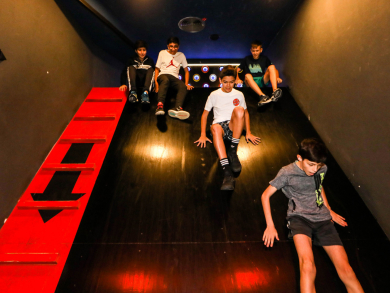 Get 50 percent off weekday visits at TEPfactor in Dubai