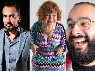 New Laughter Factory line-up announced for Abu Dhabi and Dubai