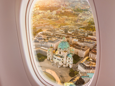 Etihad has launched a new route from Abu Dhabi to Vienna