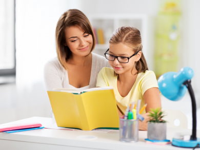 How to maintain a sense of wellbeing during your kid's home learning programme in the UAE