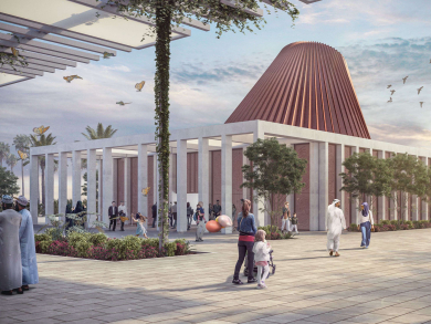 Ireland's Expo 2020 pavilion design has been revealed