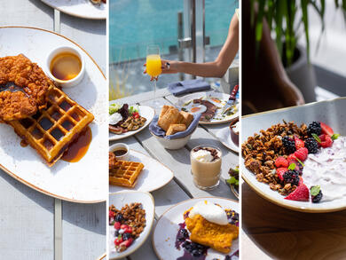 Dubai's Chicago Meatpackers launches American-inspired weekend brunch