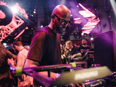 DJ Black Coffee to perform at BASE Dubai this weekend