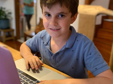 Ten home-learning tips for kids in the UAE from a student in Hong Kong