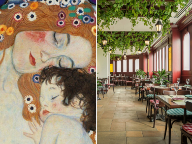 Paint with grape at Dubai's Couqley this weekend