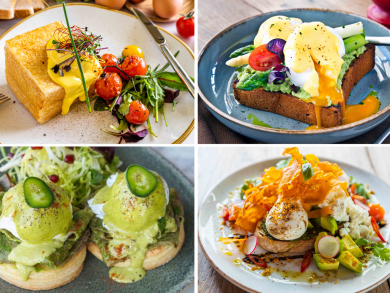 7 alternative eggs Benedicts for the weekend