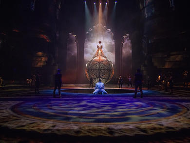 Book tickets to Dubai's La Perle and get a free staycation