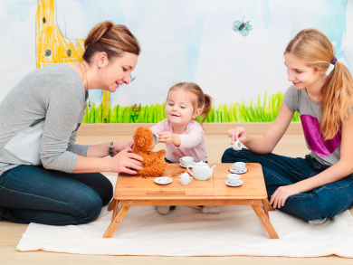 Six fun things to do with the kids indoors during spring break