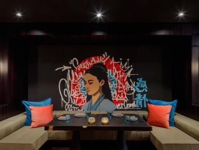 New Japanese restaurant and bar Hanami opens on Palm Jumeirah