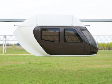Dubai's upcoming Sky Pod cable cars route revealed
