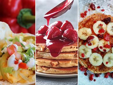 Dubai's top takeaways: brilliant breakfasts to order in